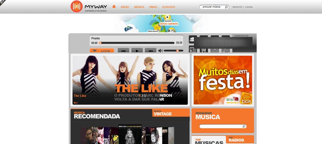 MyWay salta da Net para a TV Sem+t%C3%ADtulo