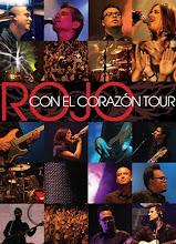 Con el Corazón Tour 2008  -   Rojo