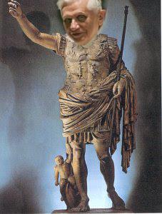 ratzinger all'epoca dei romani