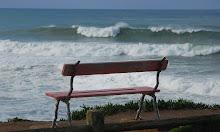 olhar para o mar
