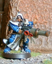 Inquisitor Ignatius Hawk