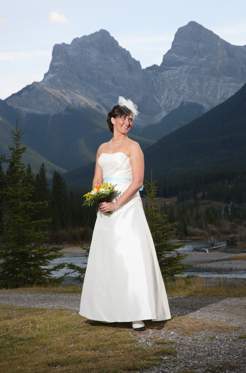 Alpine Peak Photography Canmore Wedding Photographer