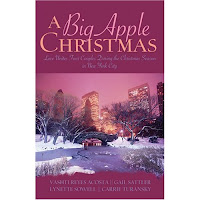 A Big Apple Christmas Interview