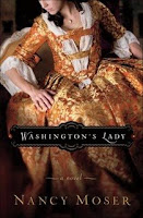 Washington's Lady By Nancy Moser