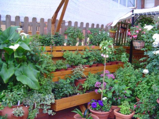 3 Ideas con Palets Para El Jardin