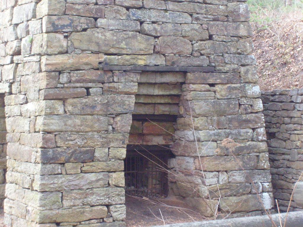 Around Roanoke, VA (A Daily Photo Blog): Roaring Run Furnace