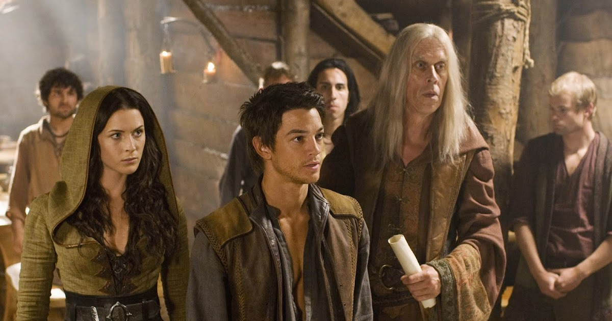 Television Amp Film Legend Of The Seeker 2008 Tv Series