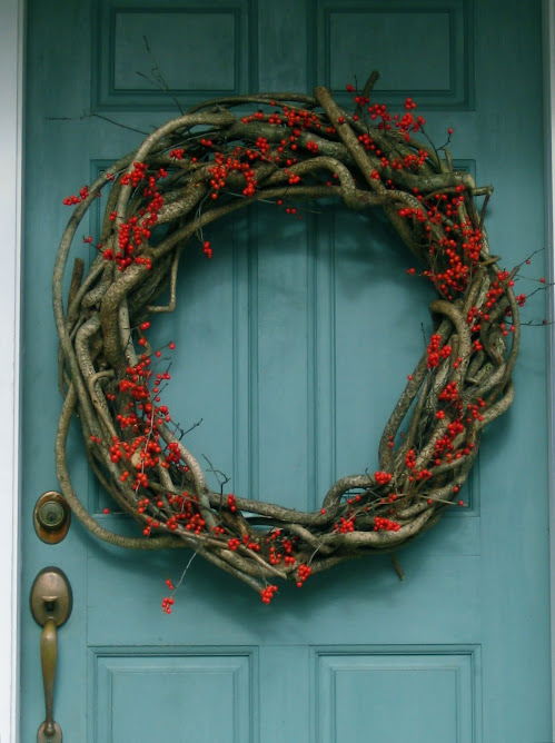 Handcrafted wreaths that save forests