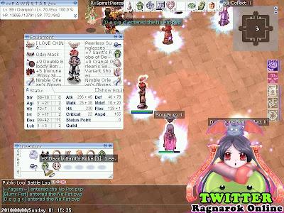 Ragnarok Mobile Champion Final Version Critical ... - YouTube