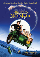 El Regreso de la Nana Mágica / La Niñera Mágica y el Big Bang