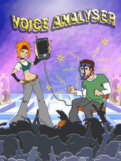 Voice Analyser