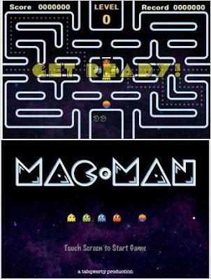 MacMan juego iPhone