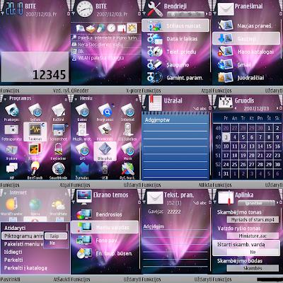 Theme Leopard Symbian