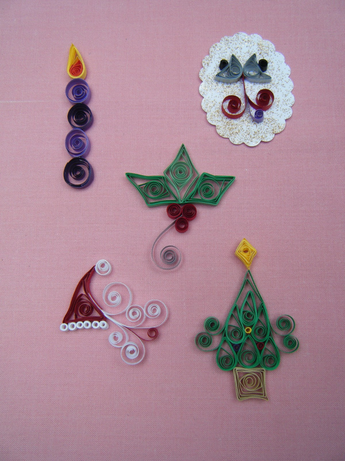 quilliance quilling for christmas