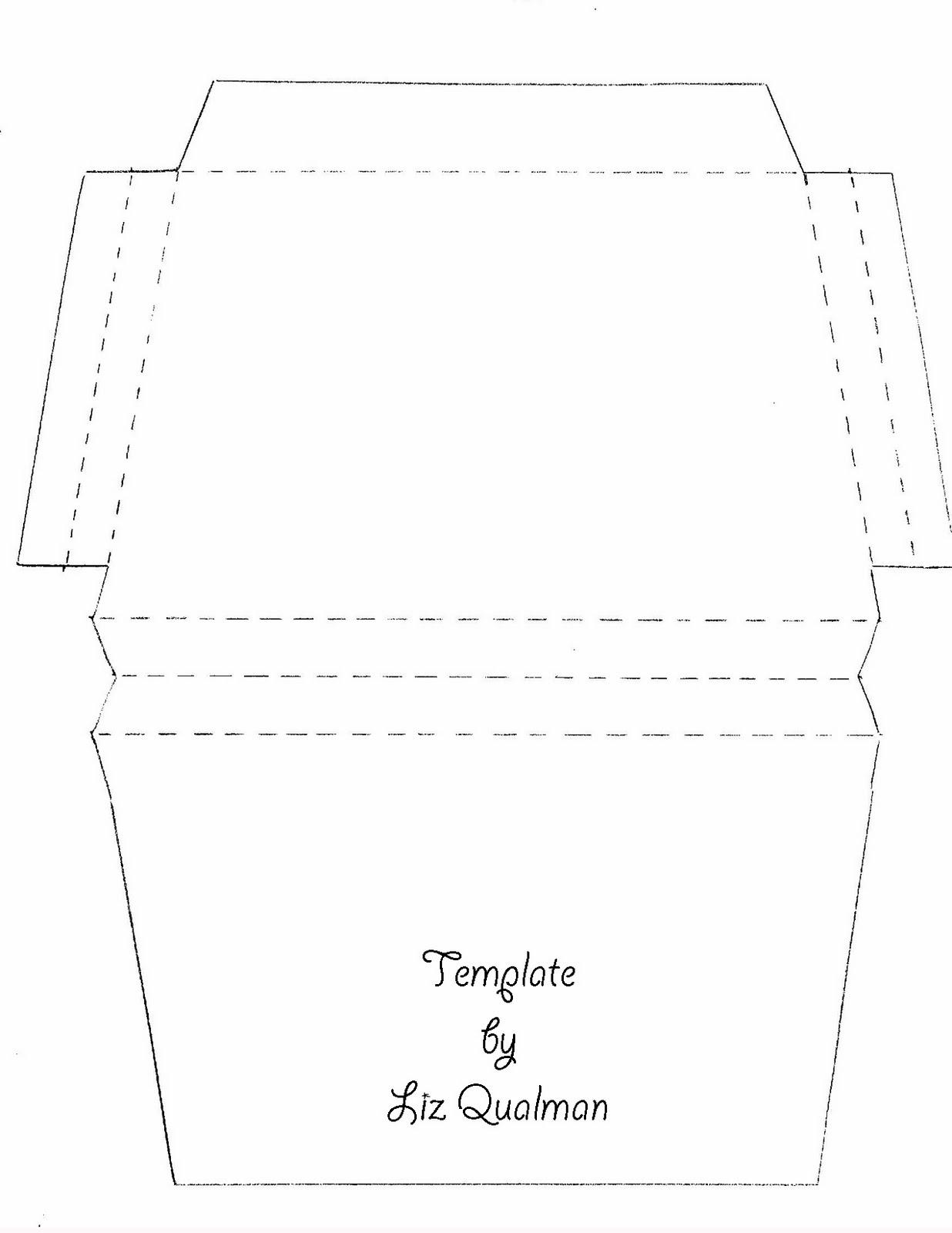 Открытка портфель из бумаги