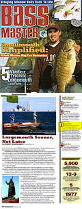 OklahomaFishingGuides.com is referenced in the January 2008 Bassmaster magazine.