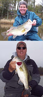 Catch trophy largemouth bass at Lake Raymond Gary with fishing guide Bryce Archey.