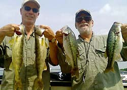 May 2007 for Broken bow lake fishing report