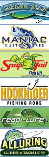 Win free fishing lures, free fishing tackle, free tackle boxes, free fishing rods, free fishing gear!