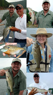 May 2008 for Broken bow lake fishing report