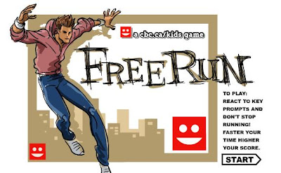 free running play online