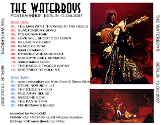 Waterboys • The Whole of the Moon • 1985 Concert - YouTube