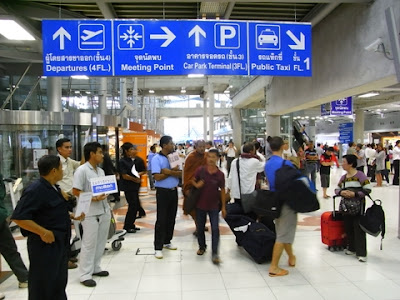 Visual Guide To Bangkok Suvarnabhumi Airport 1