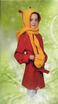 Очень хочется связать такую штуку. шарф,капюшон,вязаный шарф,башлык.