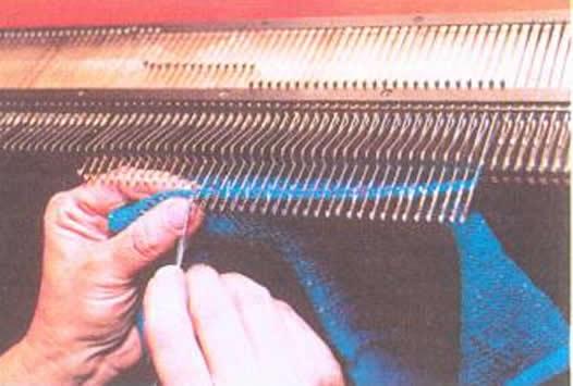 Вязание выреза горловины - Учебник по вязанию на спицах - Вязание...