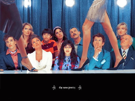 09b20023fa82 Ugly Betty - The New Pretty
