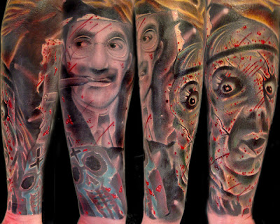 Los 10 mejores tatuadores del mundo no te lo pierdas for Los mejores tatuadores