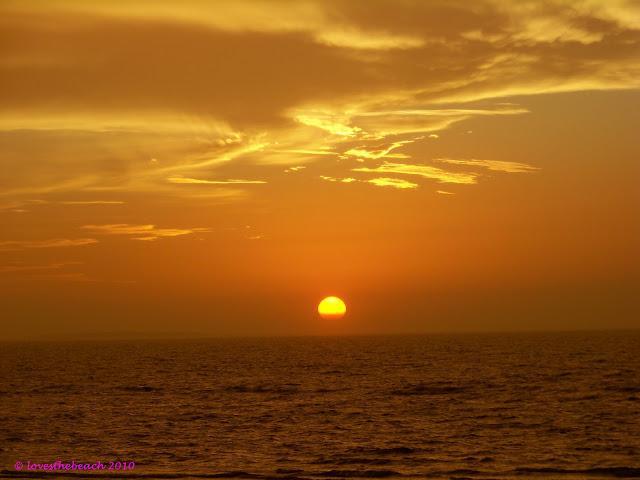 Golden Morning Sunrise