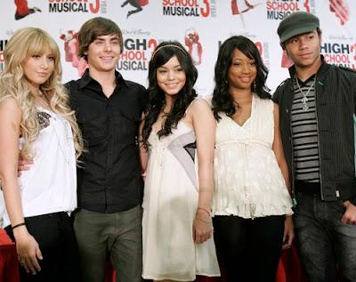 Rueda de prensa de High school Musical 3