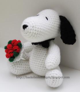 Amigurumi Snoopy Amigurumi Häkelanleitungen Von K And J Dolls