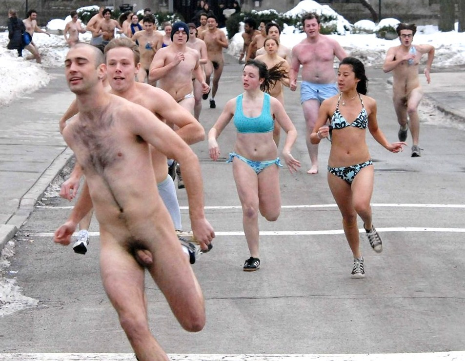 Cambridge university students bare all as they bravely strip off for daring charity calendar