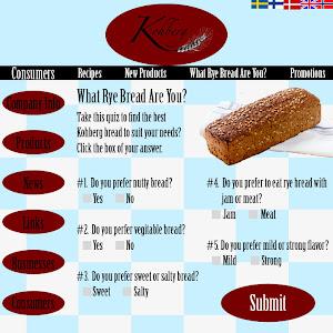 Rye bread quiz
