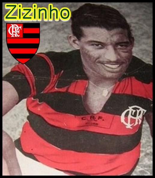 Resultado de imagem para ZIZINHO Flamengo