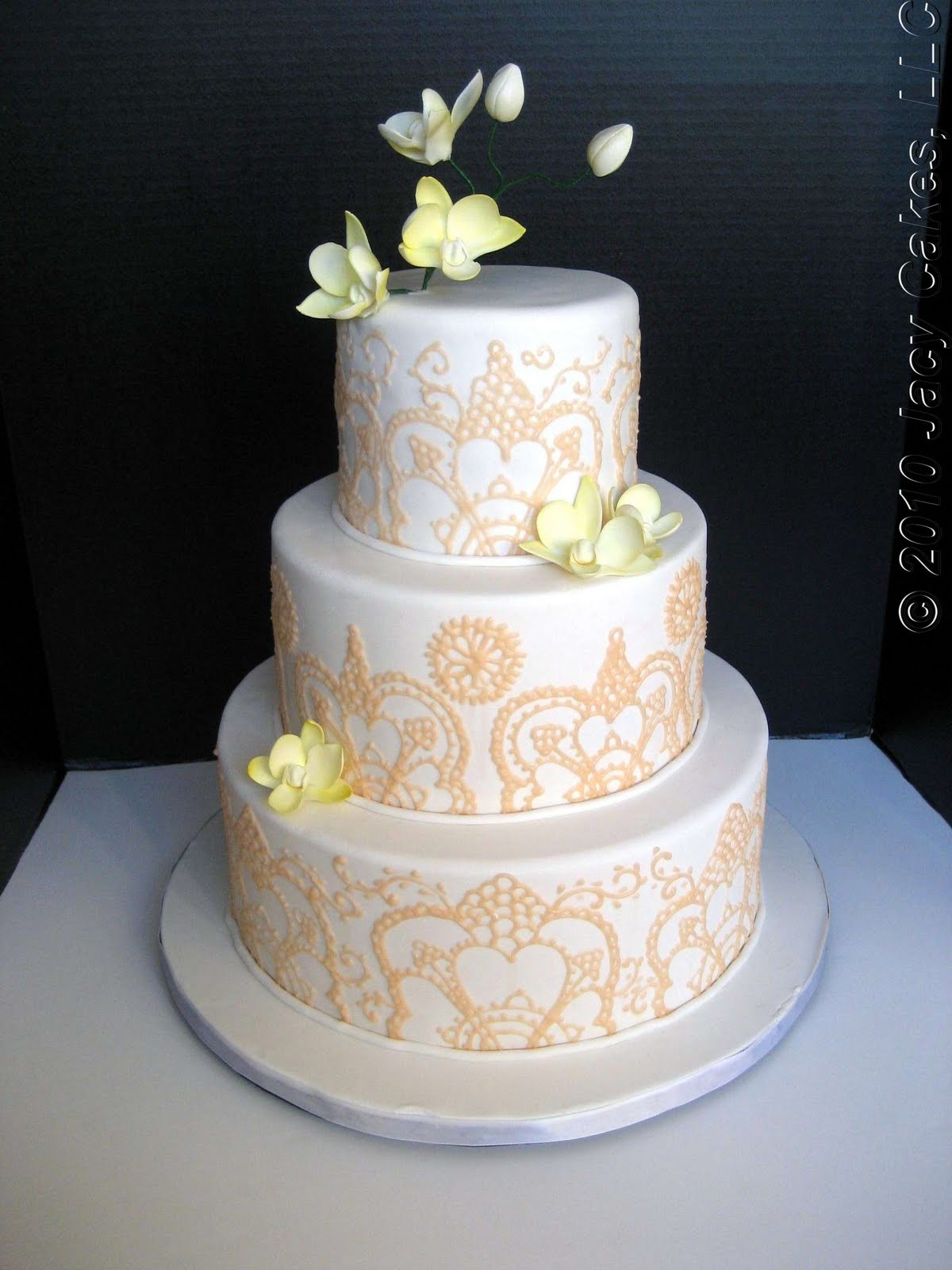 News From Jacy Cakes Indian Lace Cake