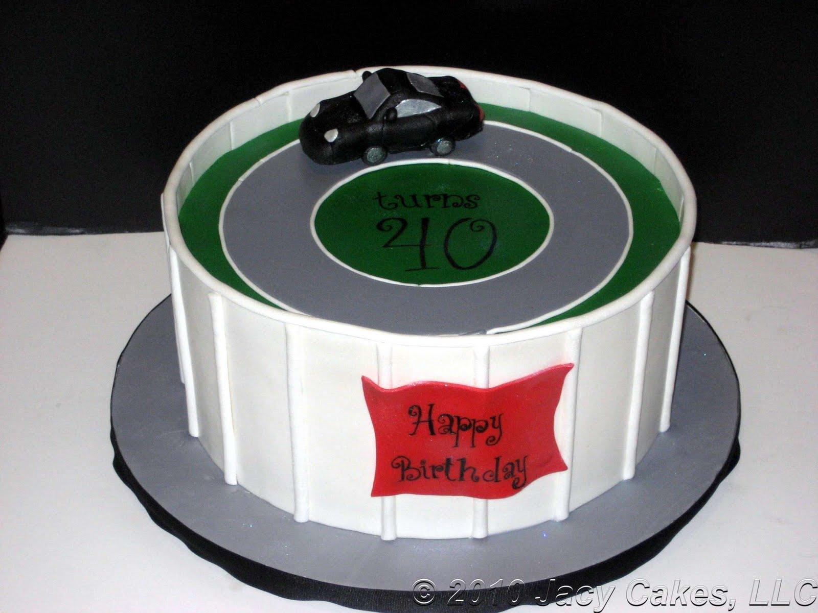 News From Jacy Cakes Porsche Cayman Birthday