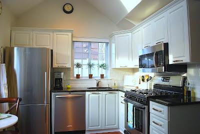 The Stamford Wife House Progress Kitchen Spruce Up