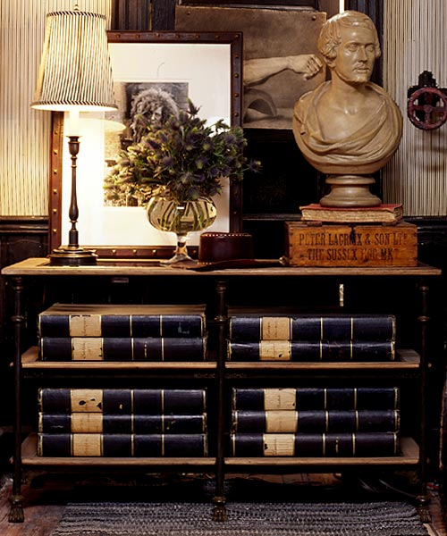 Ralph Lauren Home Bohemian Collection: Collage Of Life: Bohemian Living