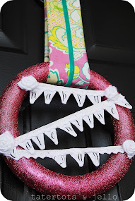 Bunting Wreath {that\