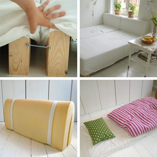 Sof cama blog de decora o e tutorial diy - Sofa cama en l ...