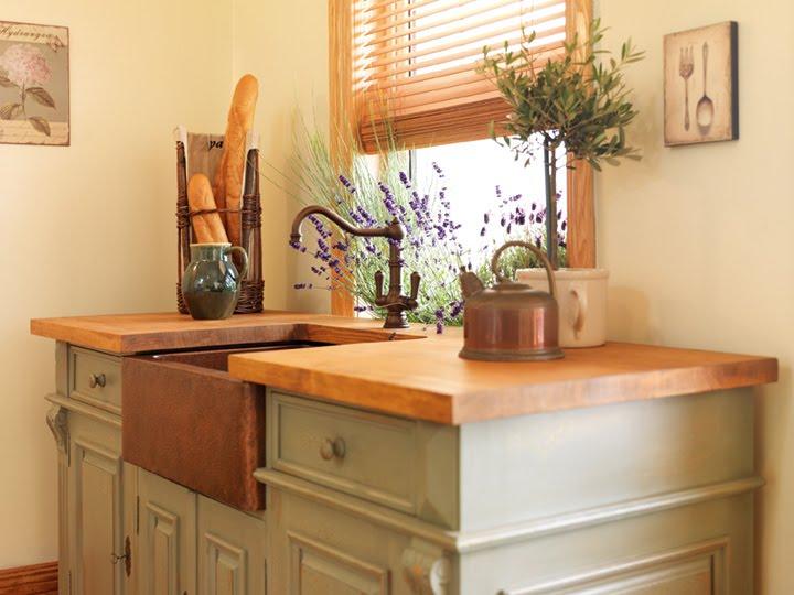 Gemma Moore Kitchen Design: French Farmhouse Kitchens