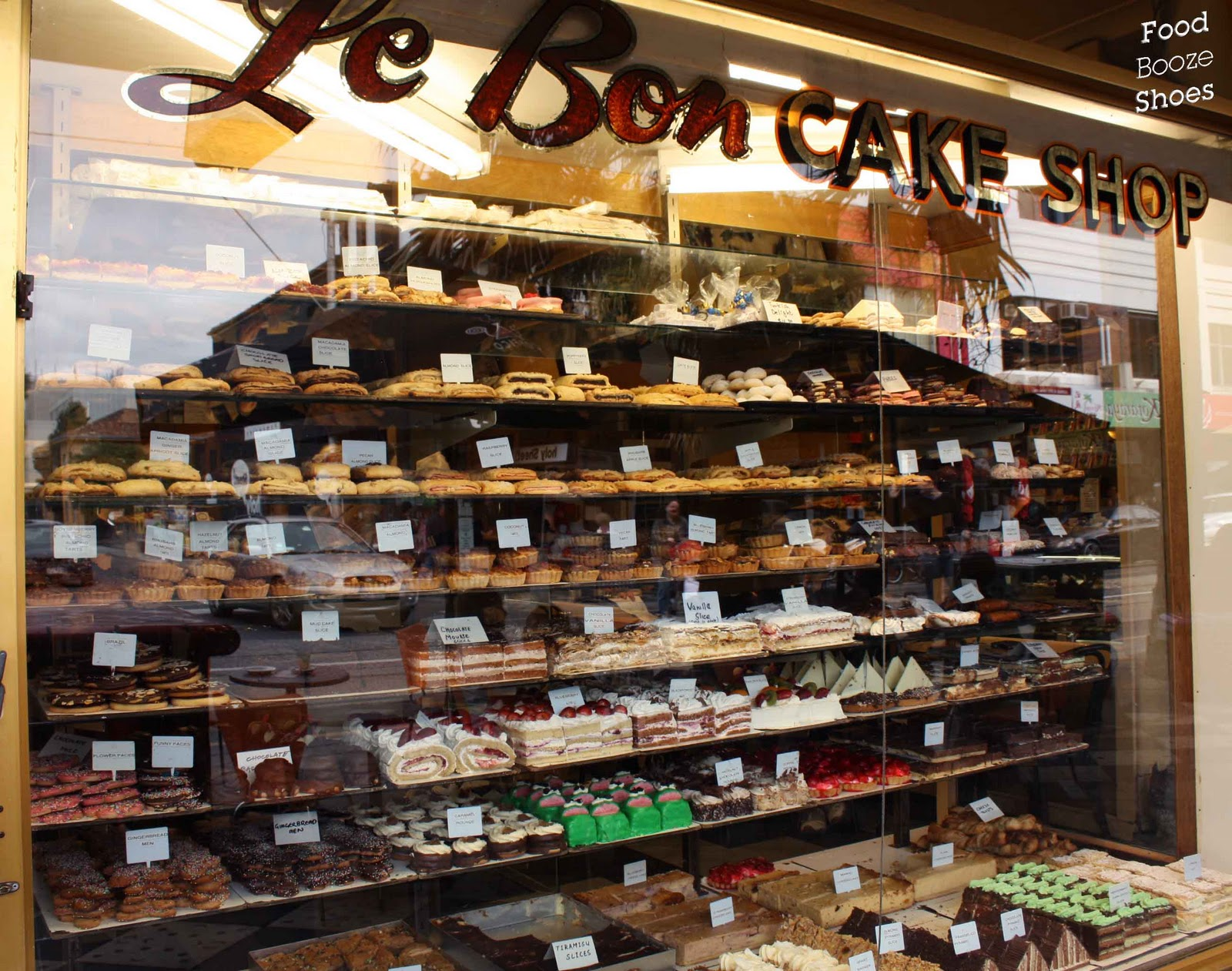 Cake Shops Eastern Suburbs Melbourne