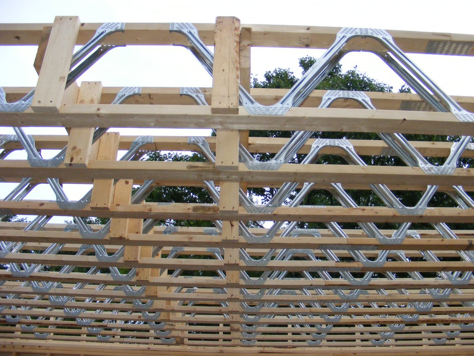 Hennessy House Blog Cool Trusses