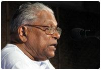 V.S. Achuthanandan - Felicitation, IFFK Closing Ceremony 2007