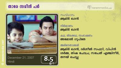 Taare Zameen Par - A Film by Aamir Khan.