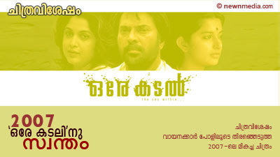 Best Film'07 - Chithravishesham Poll Results