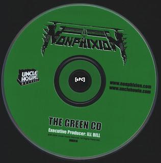 non phixion the green cd
